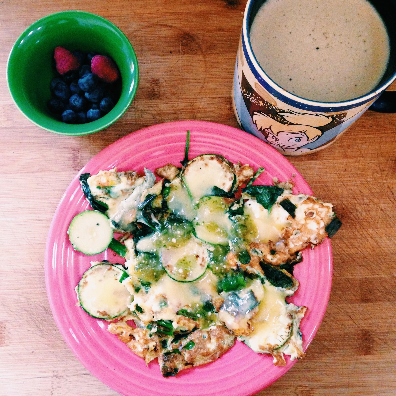 healthy low carb easy delicious breakfast