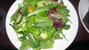 healthy low carb salad