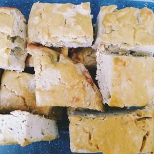 Low Carb Vegetarian Breakfast Bread